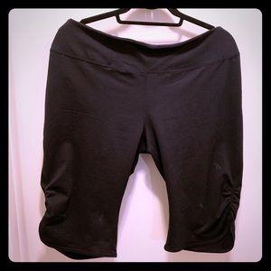 Yoga Bermuda shorts